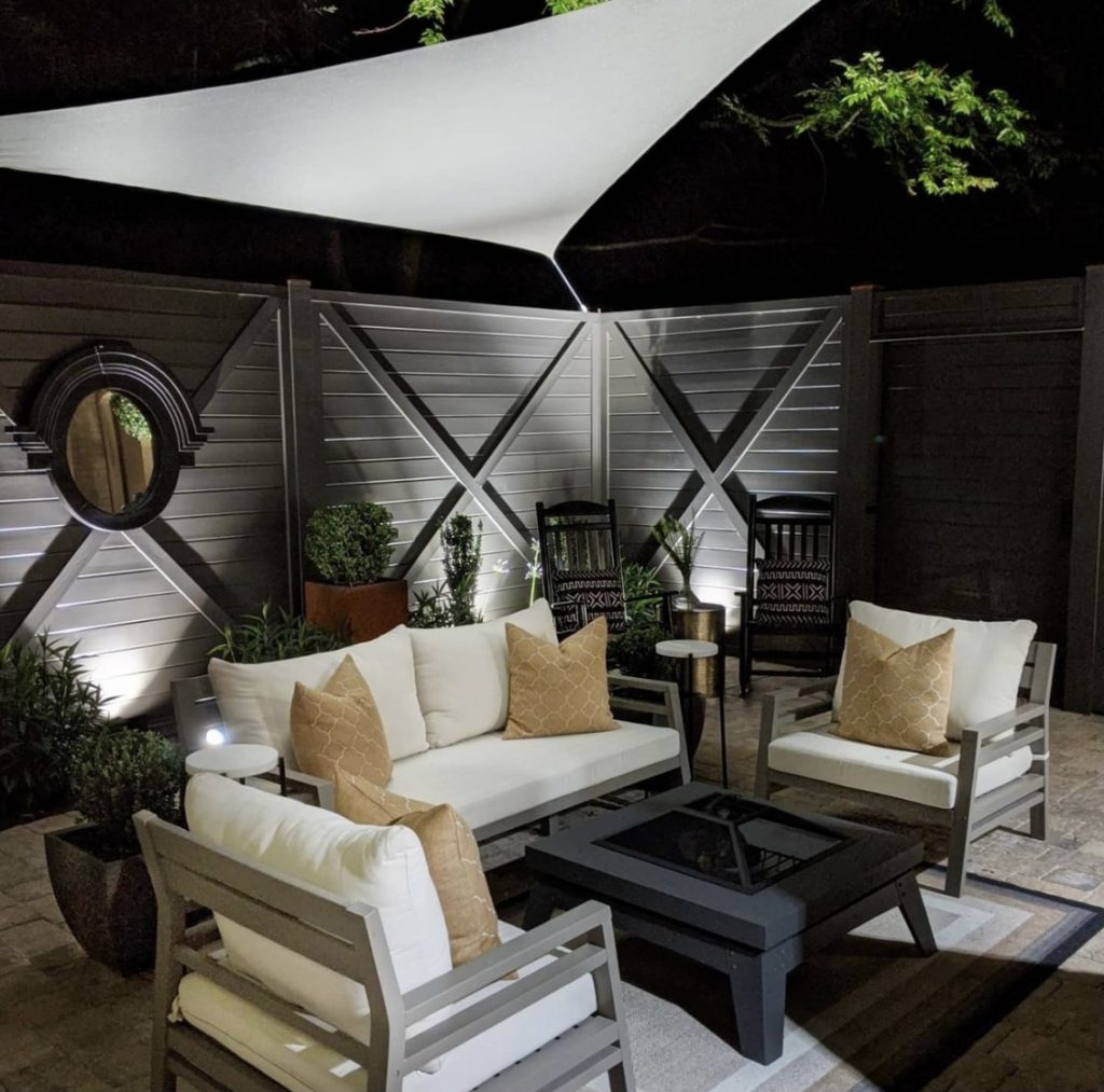 Small Outdoor Space Design